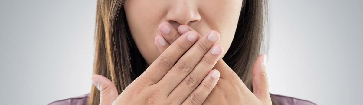 mundgeruchtherapie